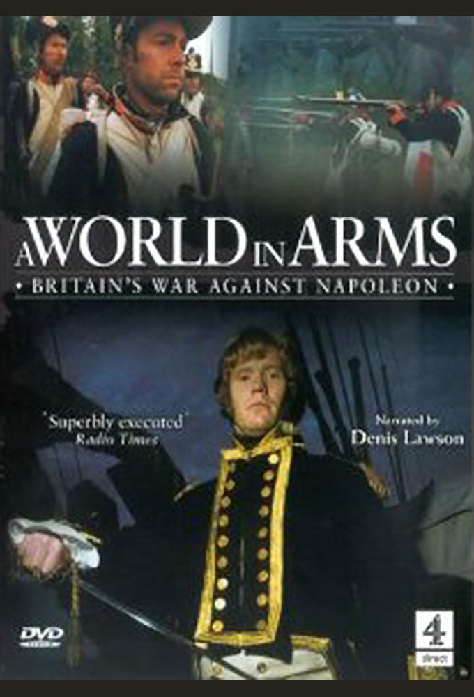 A World in Arms Britain's War Against Napoleon cover