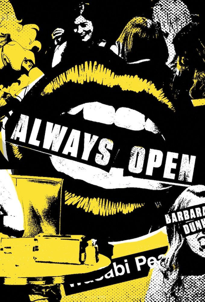 Always Open cover
