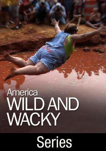 America: Wild & Wacky cover