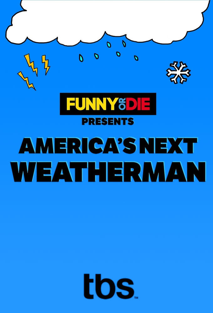 America's Next Weatherman cover