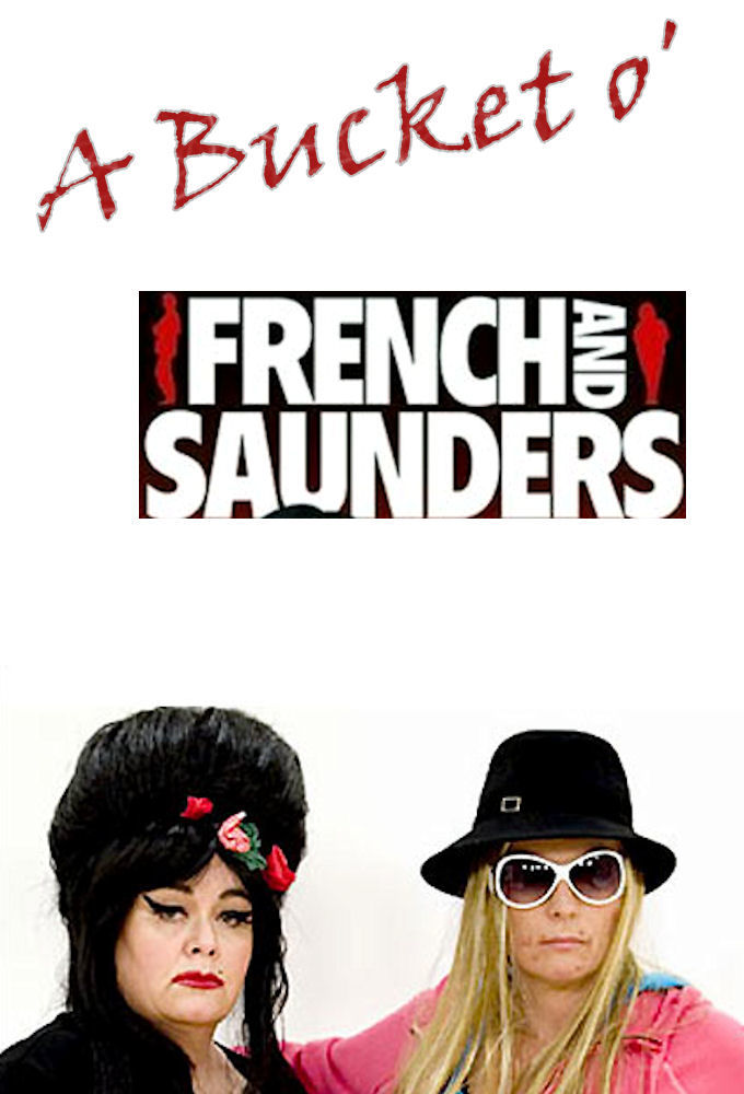A Bucket o' French and Saunders cover