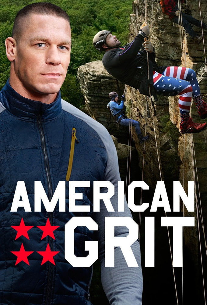 American Grit cover