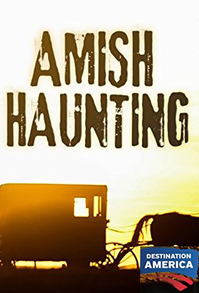 Amish Haunting cover