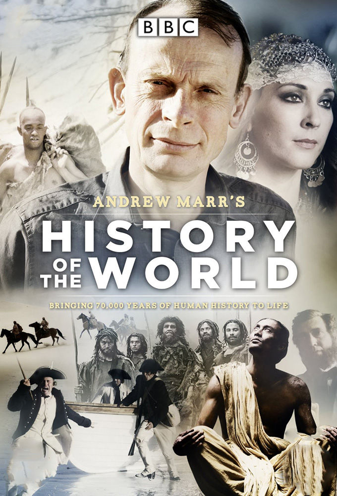 Andrew Marr's History of the World cover
