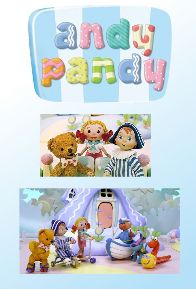 Andy Pandy cover