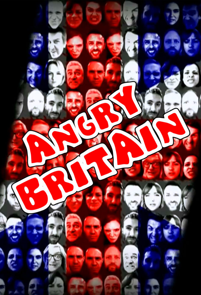 Angry Britain cover