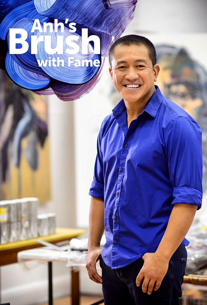 Anh's Brush with Fame cover