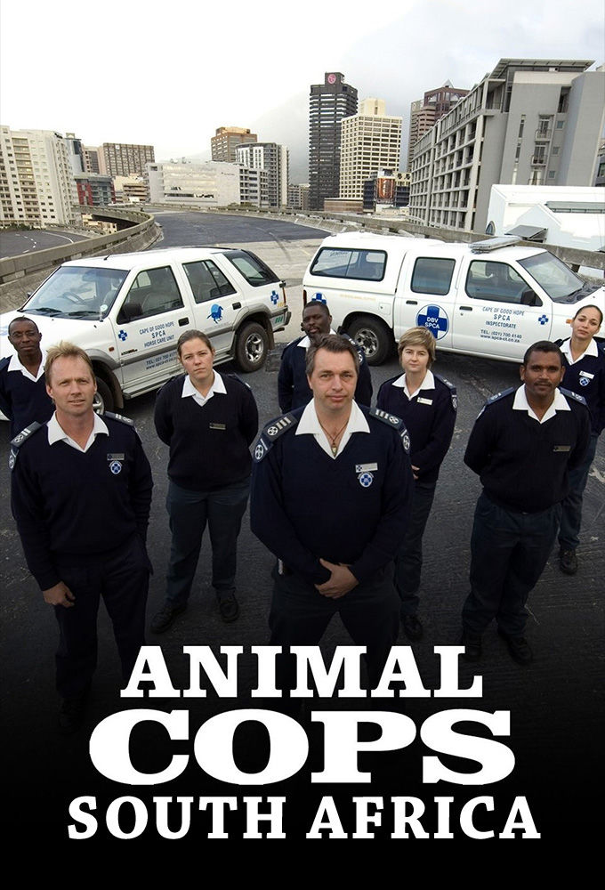 Animal Cops: South Africa cover