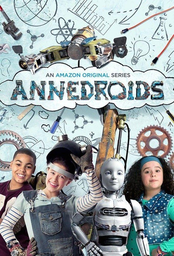 Annedroids cover