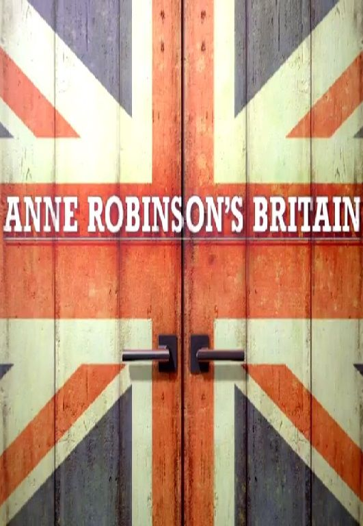Anne Robinson's Britain cover
