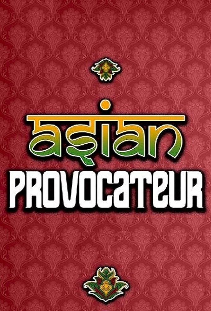 Asian Provocateur cover