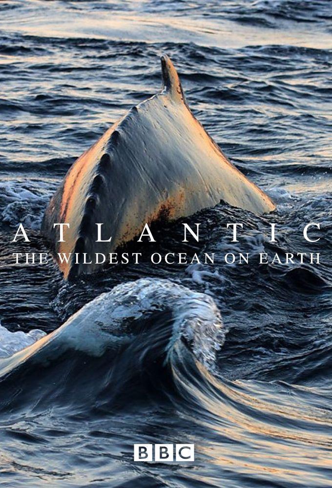 Atlantic: The Wildest Ocean on Earth cover
