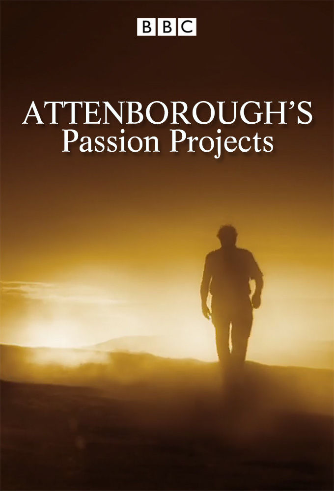Attenborough's Passion Projects cover