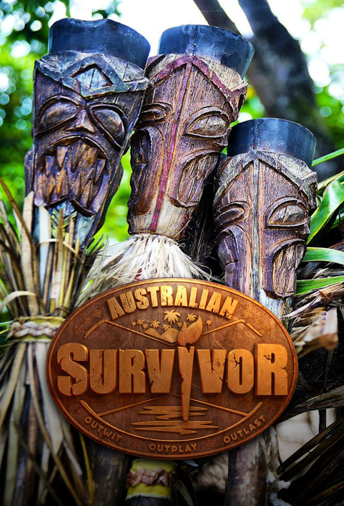 Australian Survivor cover