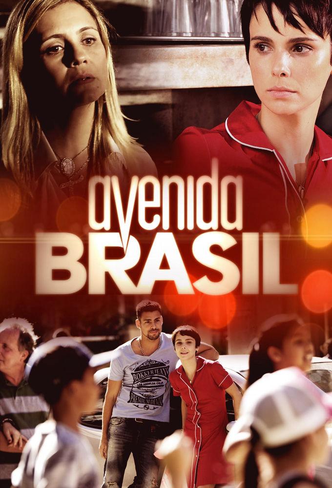 Avenida Brasil cover
