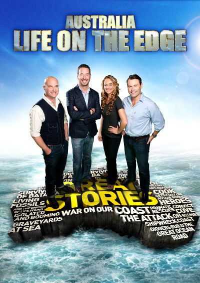 Australia: Life on the Edge cover