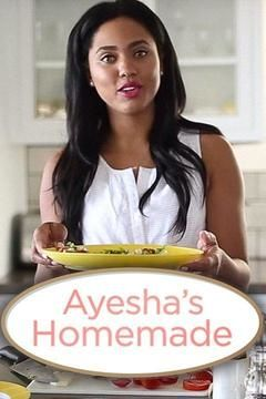 Ayesha's Homemade cover