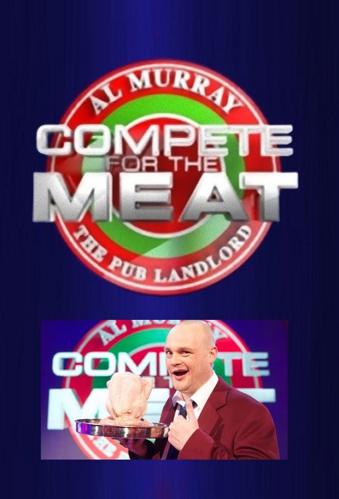 Al Murray's Compete for the Meat cover