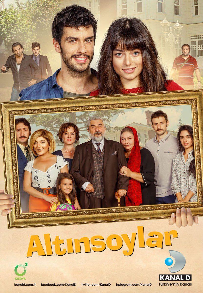 Altınsoylar cover