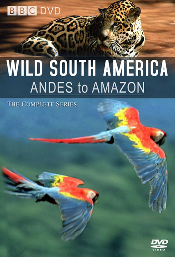 Andes to Amazon cover