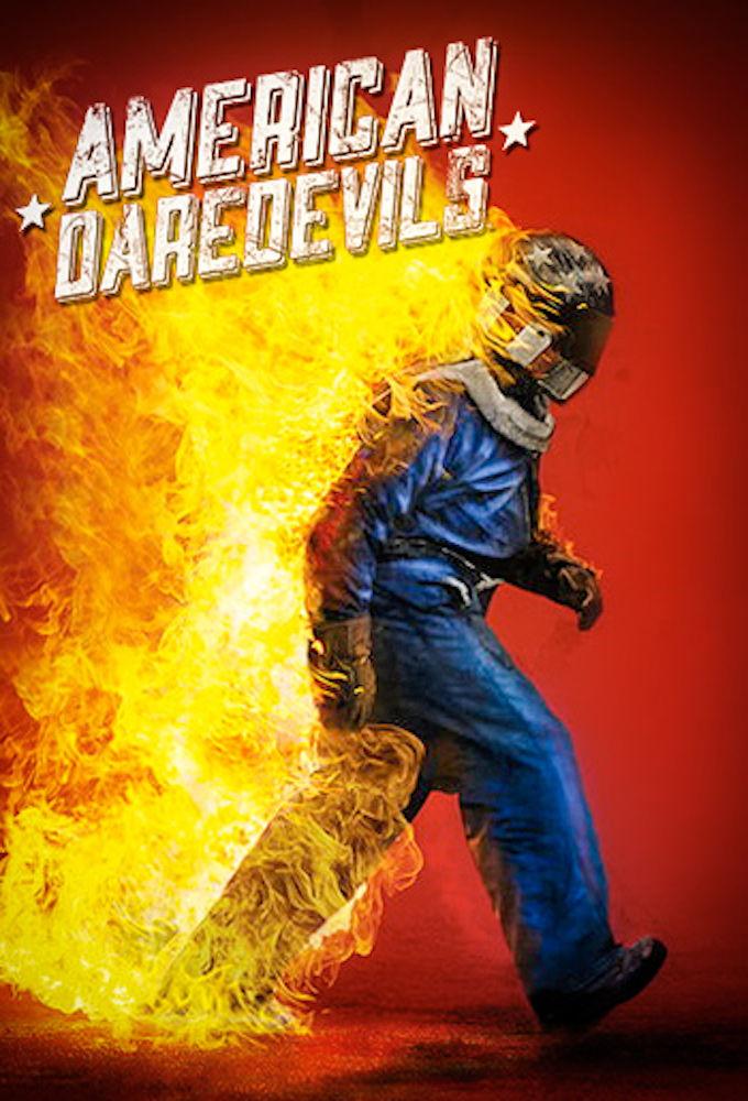 American Daredevils cover