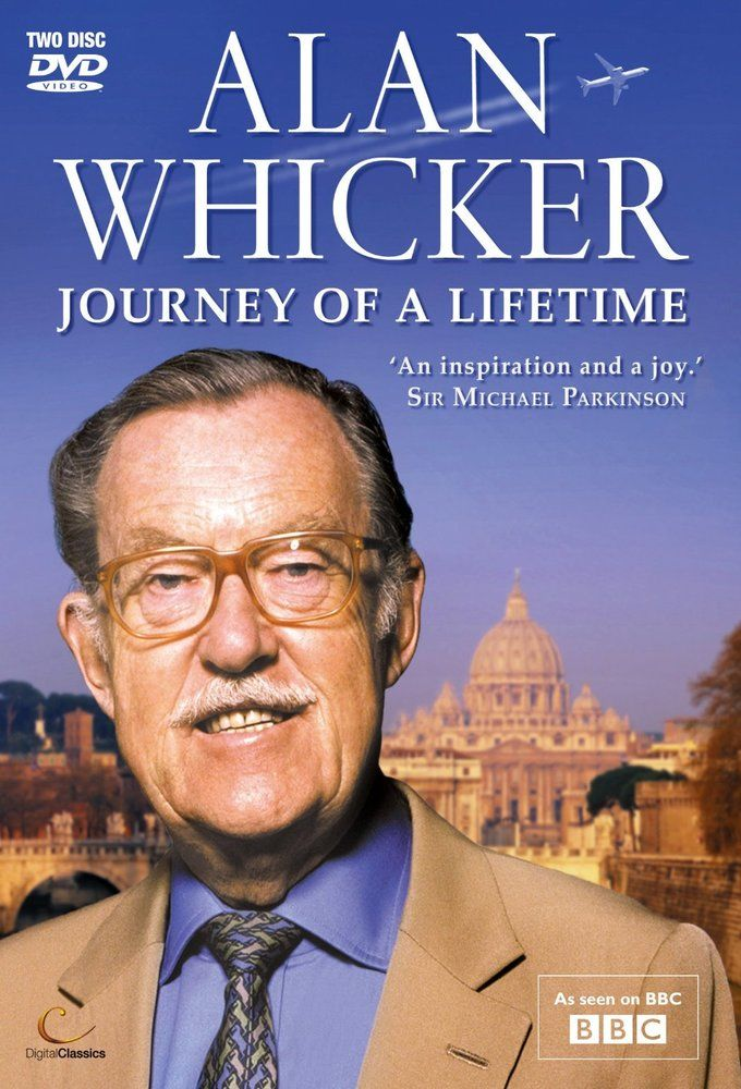 Alan Whicker's Journey of a Lifetime cover