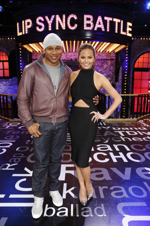Celebrity lip sync show host