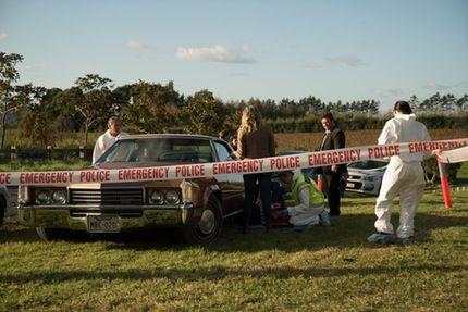 Case Eleven The Killing Machine The Brokenwood