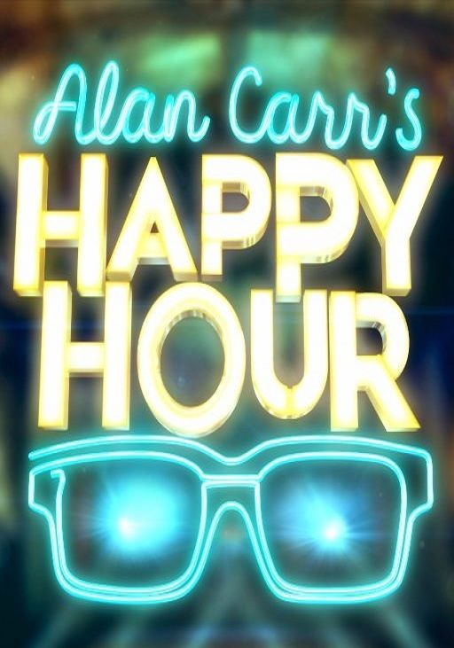 Alan Carr's Happy Hour cover