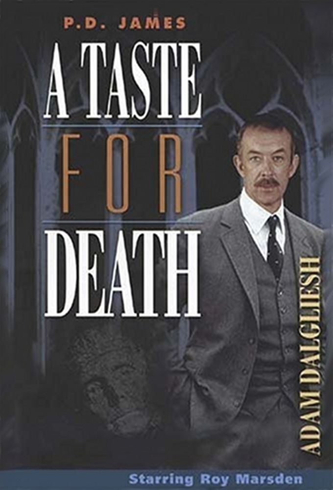 A Taste for Death cover