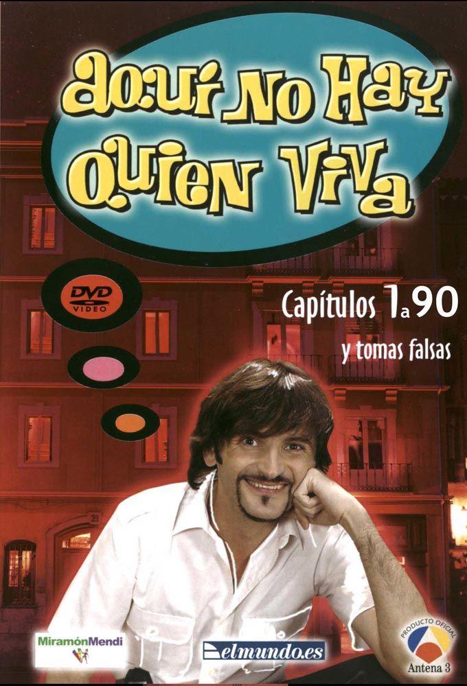 Aquí No Hay Quien Viva cover