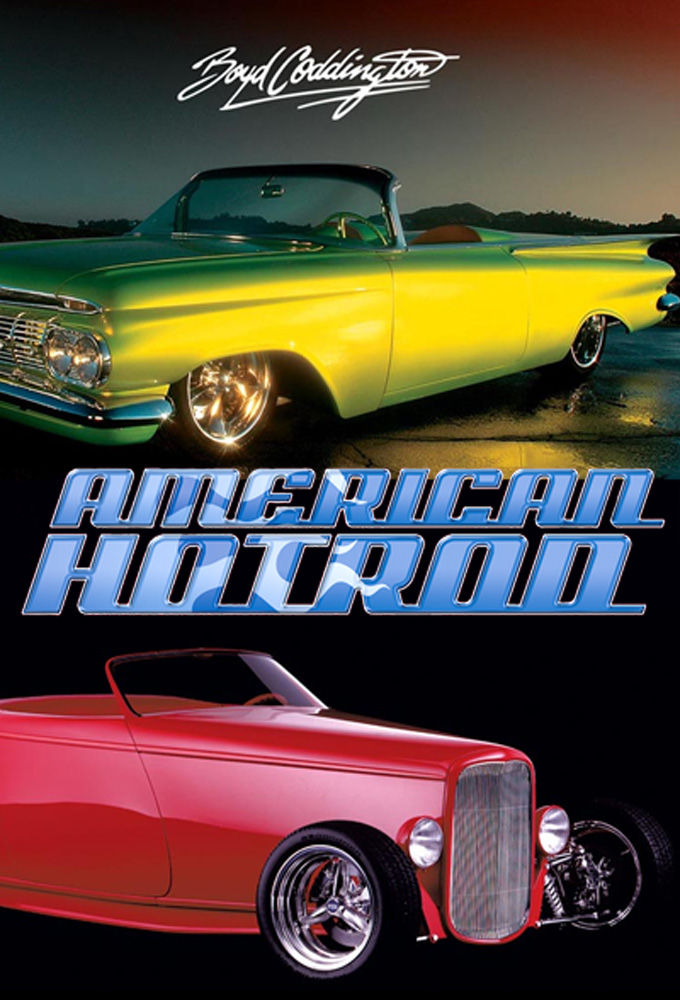 American Hot Rod cover