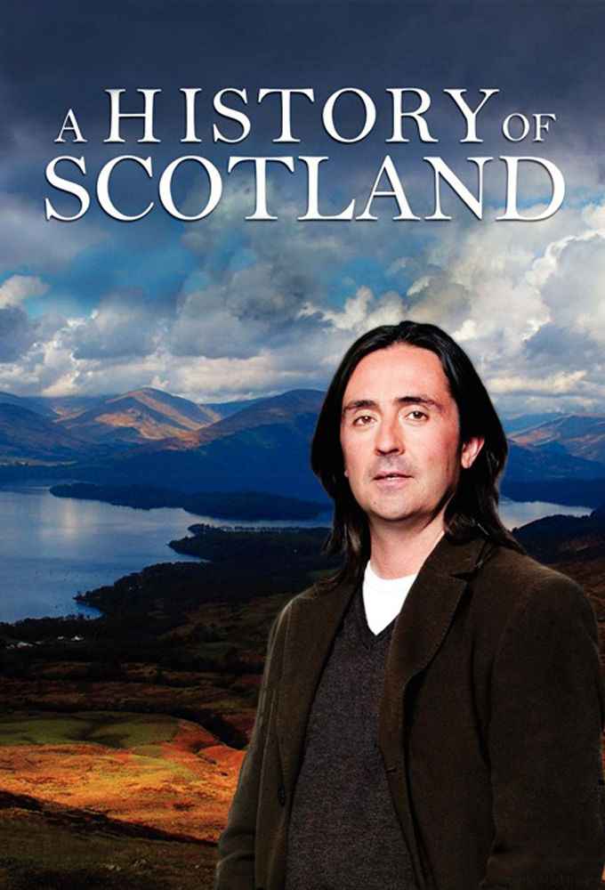 A History of Scotland cover