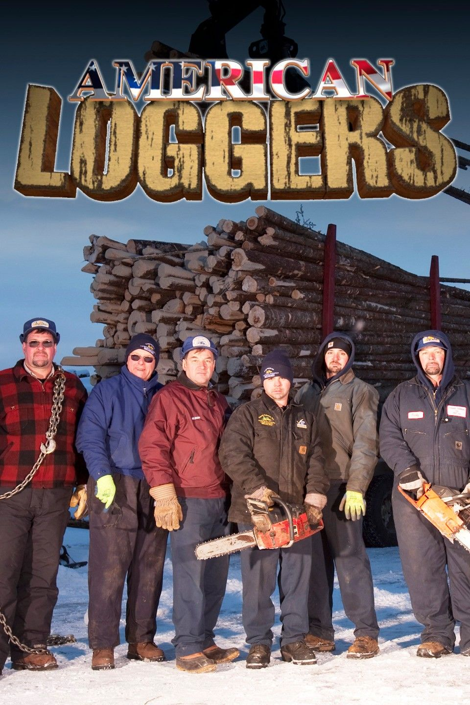 American Loggers cover