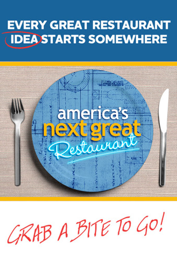 America's Next Great Restaurant cover