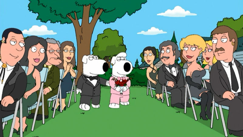 Family guy episodes family gay