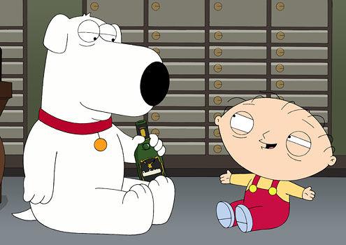 Family Guy  Dethroning Moment  TV Tropes