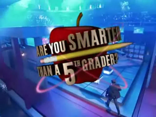 Are You Smarter Than a 5th Grader? cover