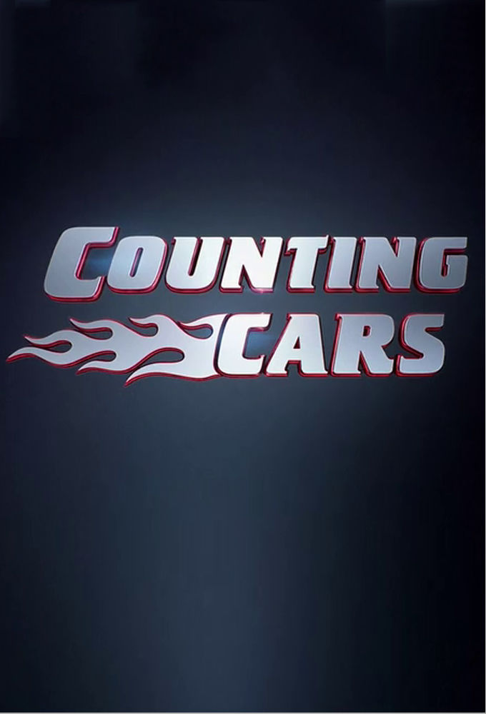 Counting Cars cover