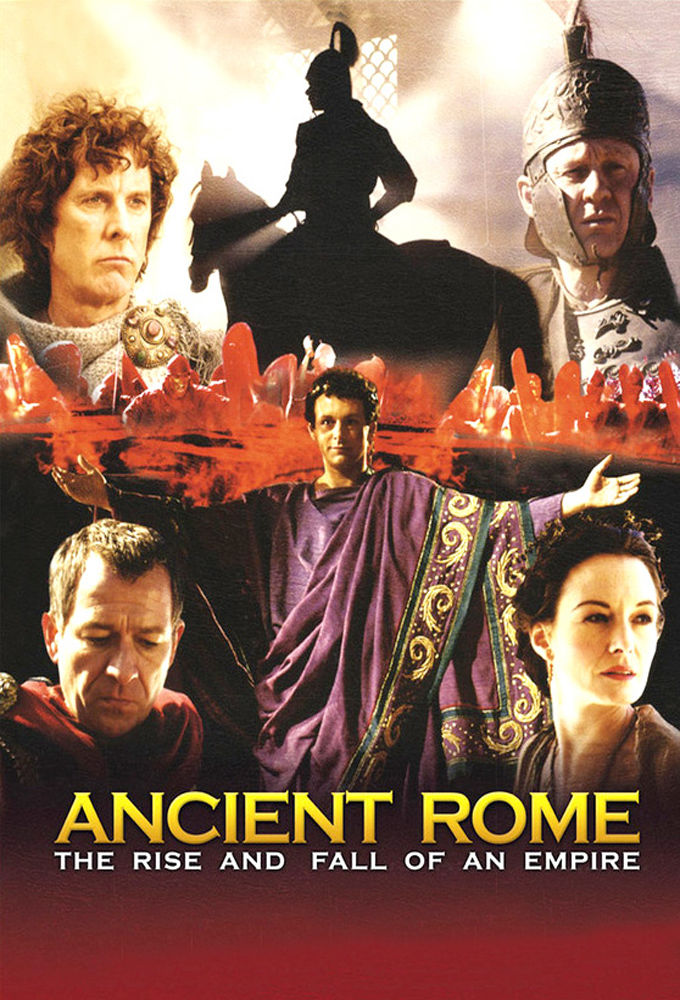 Ancient Rome: The Rise and Fall of an Empire cover