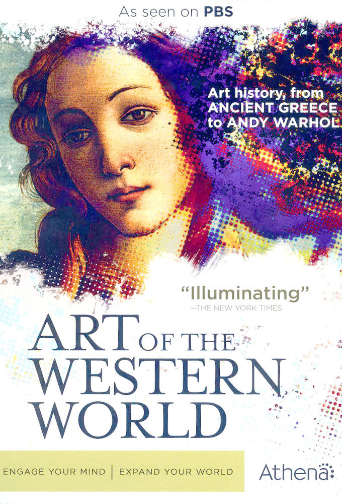 Art of the Western World cover