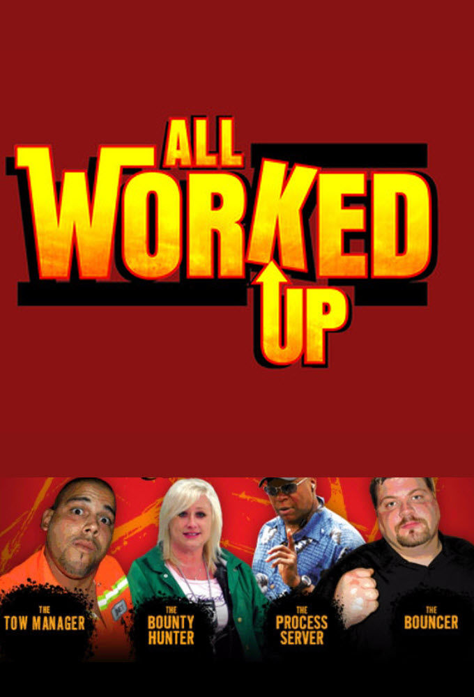All Worked Up cover
