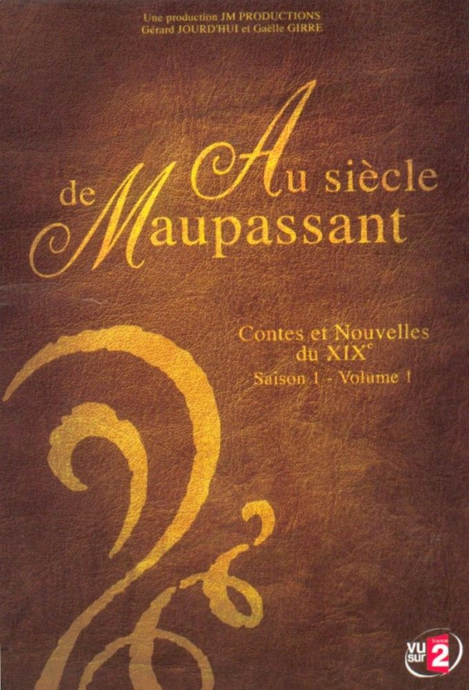 Au siècle de Maupassant: Contes et nouvelles du XIXème siècle cover