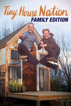 Tiny house nation family edition tvmaze for Tiny house nation where are they now