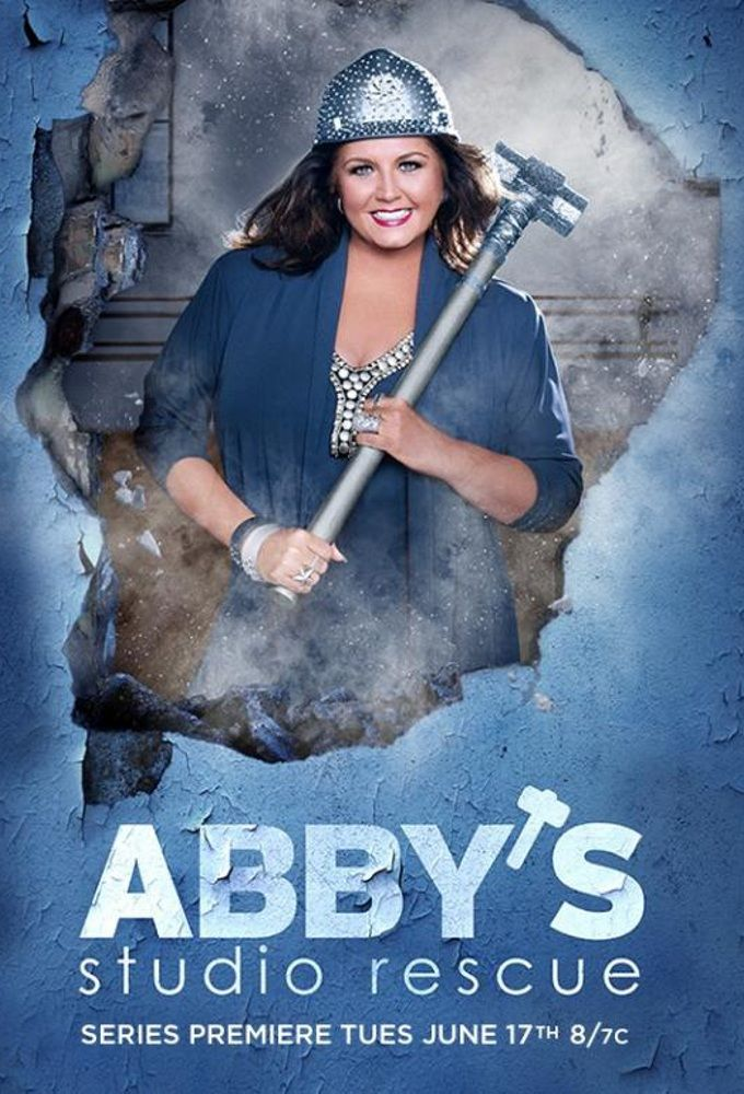 Abby's Studio Rescue cover