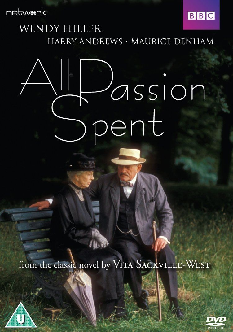 All Passion Spent cover