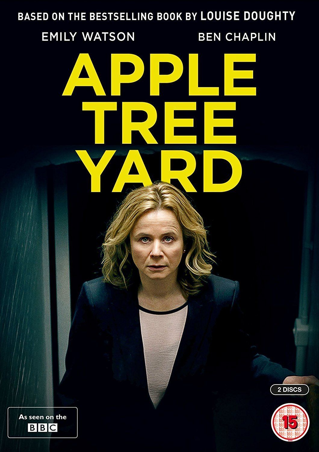 Apple Tree Yard cover