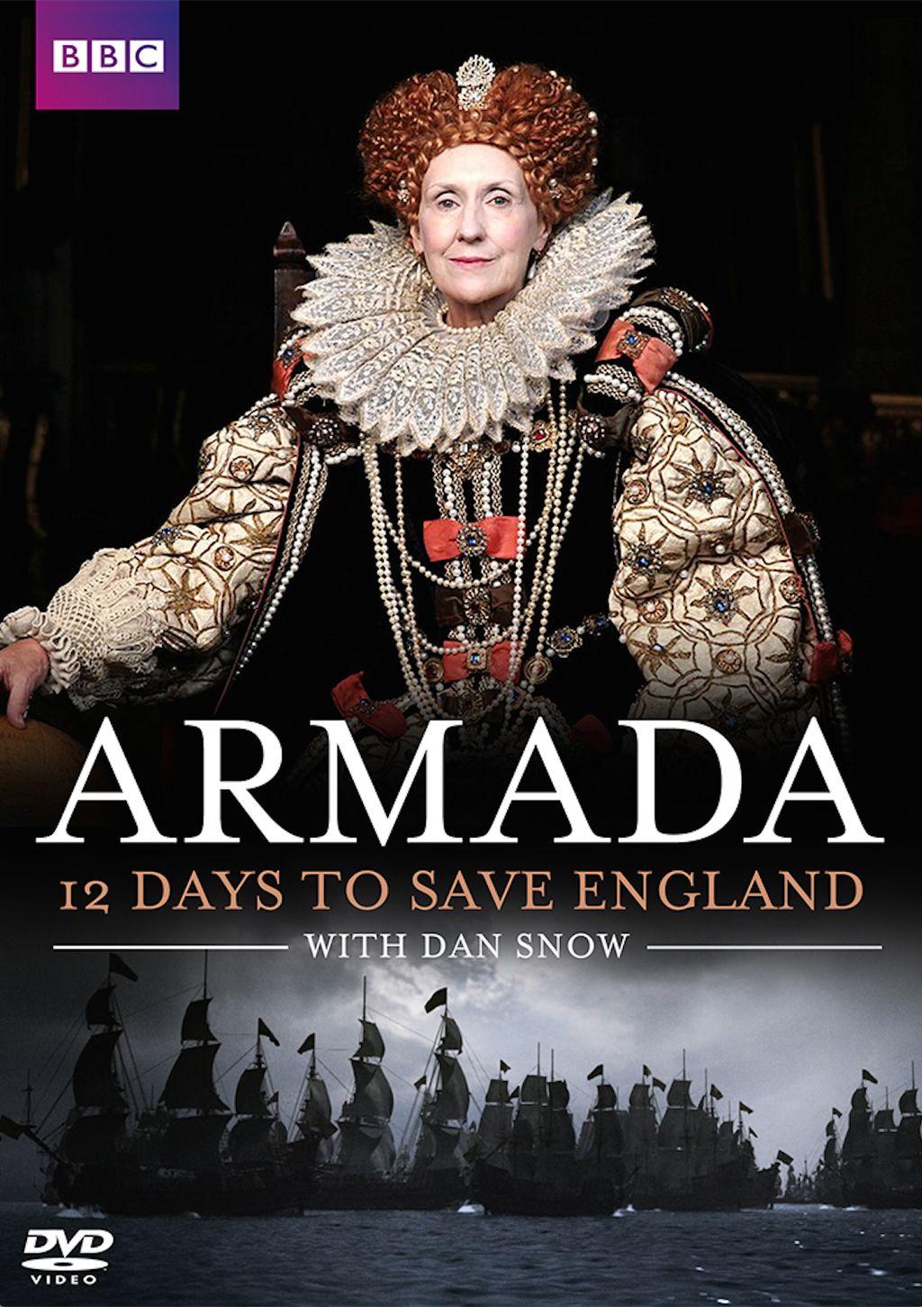 Armada: 12 Days to Save England cover