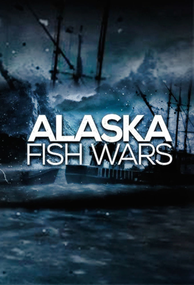 Alaska Fish Wars cover
