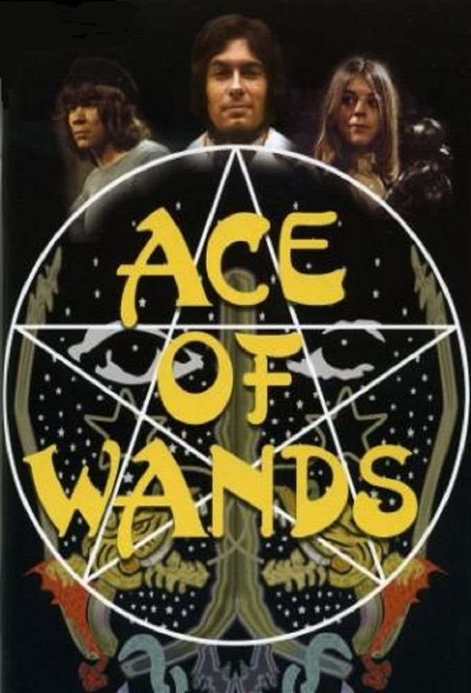 Ace of Wands cover